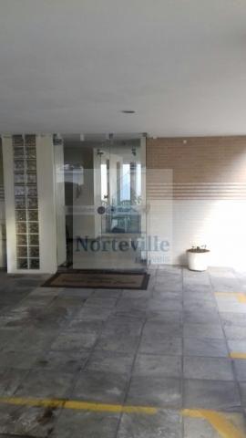 Apartamento à venda com 1 dormitórios em Casa caiada, Olinda cod:T03-29 - Foto 2