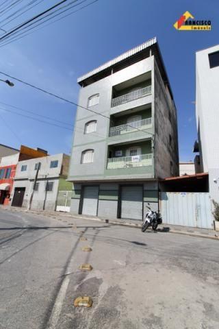 Apartamento para aluguel, 3 quartos, 1 suíte, 1 vaga, Niterói - Divinópolis/MG - Foto 17