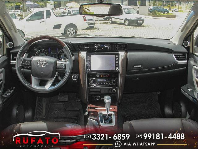 Toyota Hilux SW4 SRV 4x2 2.7 Flex 16V Aut. 2020 *SUV Espetacular* Novíssimo*  - Foto 3