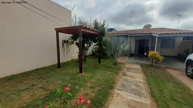 Casa para Venda em Várzea Grande, Jardim dos Estados, 3 dormitórios, 1 suíte, 2 banheiros, - Foto 12