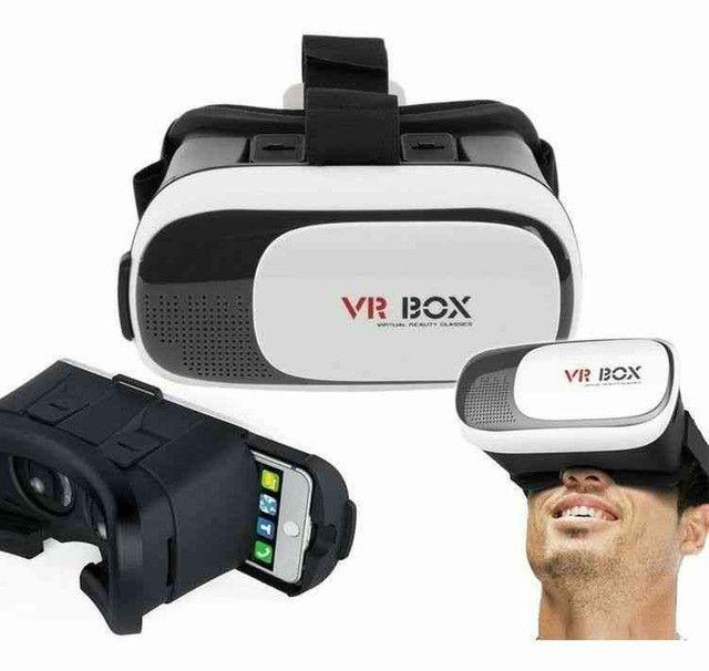 Óculos de realidade virtual 3D vr box