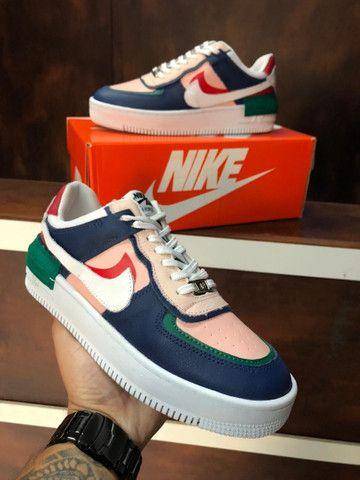 Tênis Nike Air Force one shadow $290