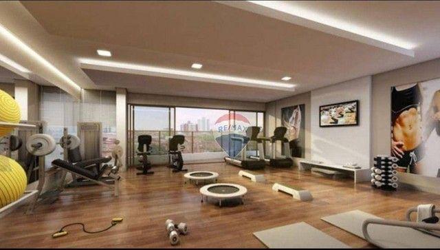 Excelente apartamento à venda, em fase de construção, com 110 m² e área de lazer completa  - Foto 7