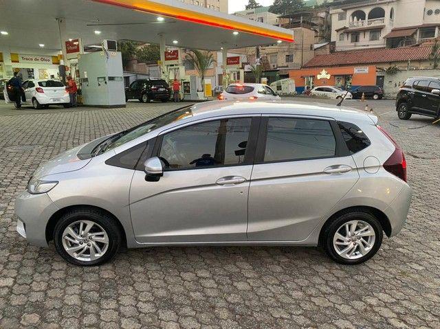 Honda Fit 1.5 16v LX CVT (Flex) - Foto 8