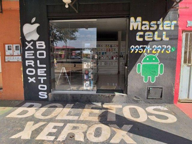 Vendo ou troco loja de celular em funcionamento em frente ao super barão do Tiradentes    - Foto 2