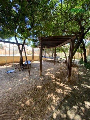 Apartamento com 5 dormitórios para alugar, 126 m² por R$ 4.000,00/mês - Porto das Dunas -  - Foto 14
