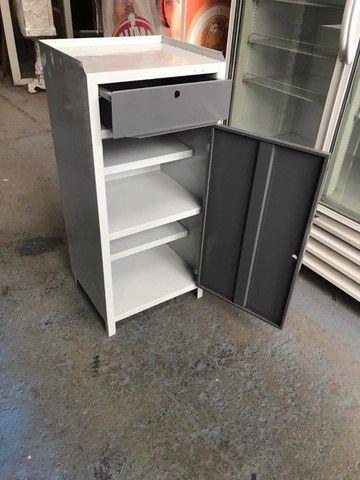 bancada ferramenteira com gaveta e armário em baixo   - Foto 3