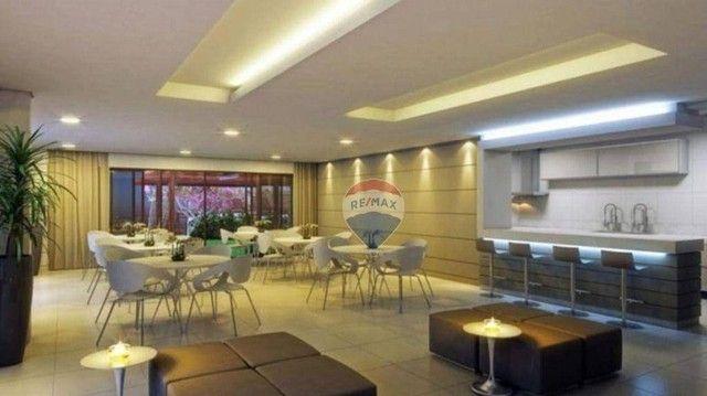Excelente apartamento à venda, em fase de construção, com 110 m² e área de lazer completa  - Foto 8