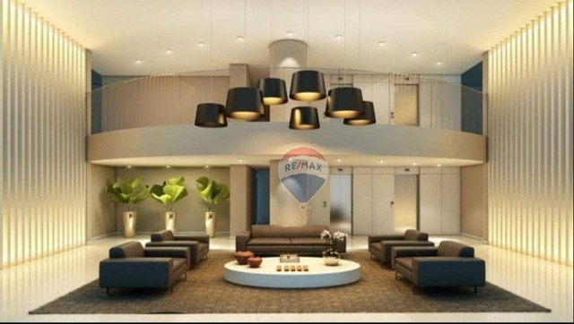 Excelente apartamento à venda, em fase de construção, com 110 m² e área de lazer completa  - Foto 4