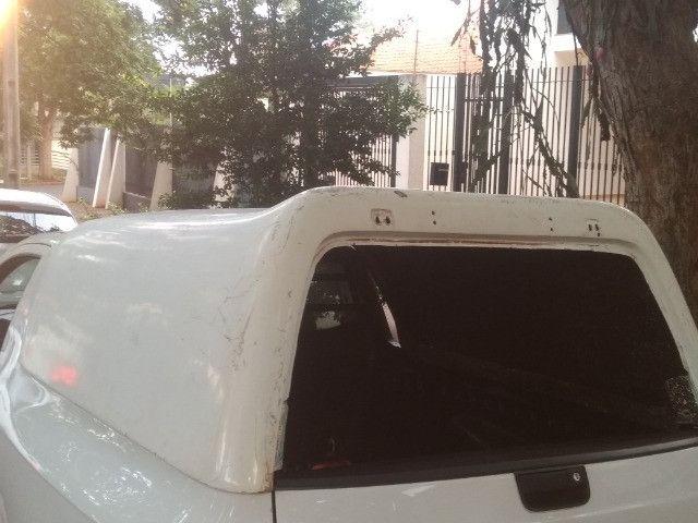 Capota fibra Fiat Strada - Foto 3