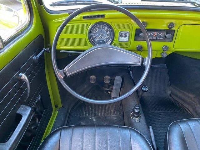 Volkswagen FUSCA 1600 - Foto 9