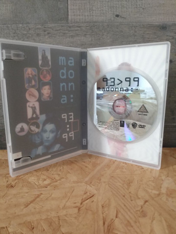 Dvd Madonna The Video Collection 93:99 - Foto 3
