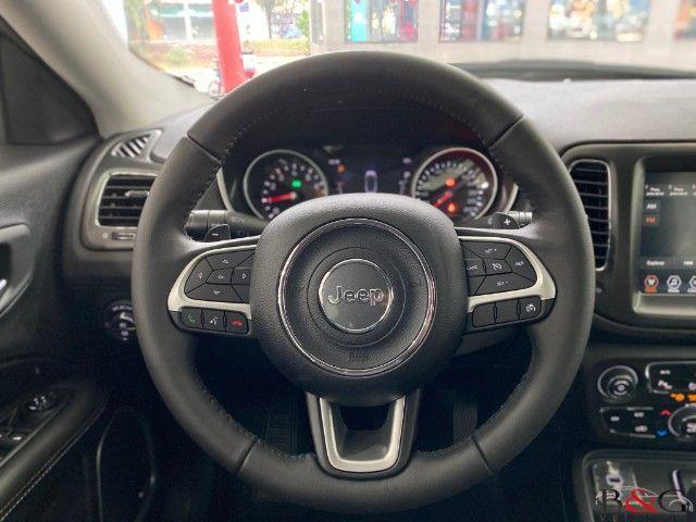 Jeep Compass 2.0 Longitude Flex Aut. 5p - Foto 11