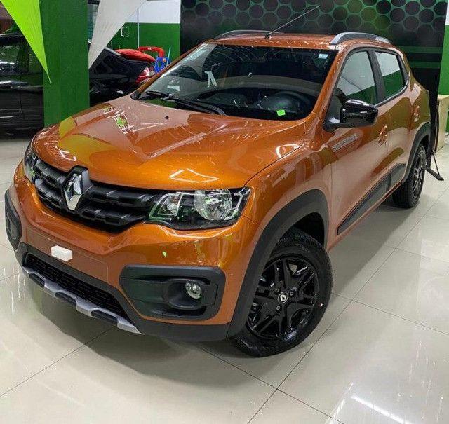 Renault Kwid Outsider 2022 1.0 Okm Veiculo Top de Linha Venha Conferir !!! - Foto 4