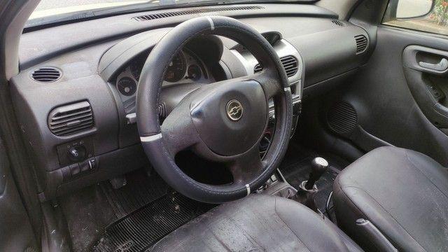 Corsa sedan Premium 1.4 2011 Carro Novo - Foto 6