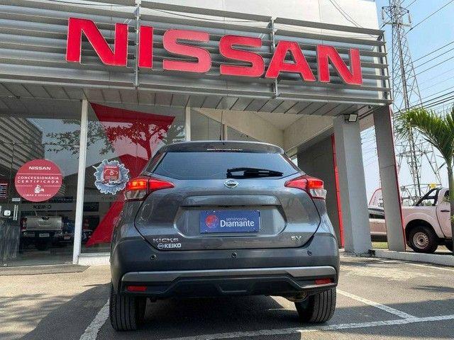 Nissan Kicks SV 2021 c/30.000km Falar c/Rose - Raion Mitsubishi - Foto 2