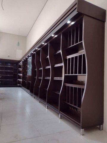 Tudo em MDF diretamente da fábrica venda sob medida conforme espaço do cliente. - Foto 4