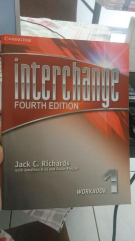 Interchange Book One