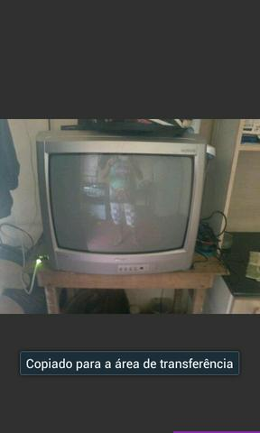 Vende ser tv de turbo da marca Toshiba