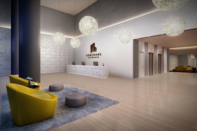 Soberane Residence 53m² 1Suíte -89m² 2 Qts Suíte -106m² 2Qts Suíte -Adrianópolis - Foto 6