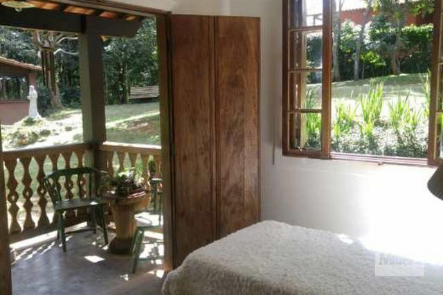 Casa de condomínio à venda com 3 dormitórios em Aconchego da serra, Itabirito cod:114180 - Foto 9