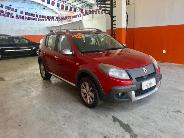 Renault Sandero Stepway 1.6 2011/12 completo