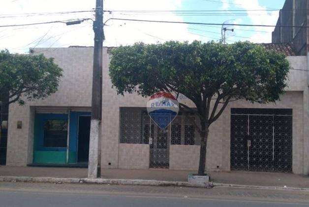 Imóvel comercial no centro de Solânea/PB