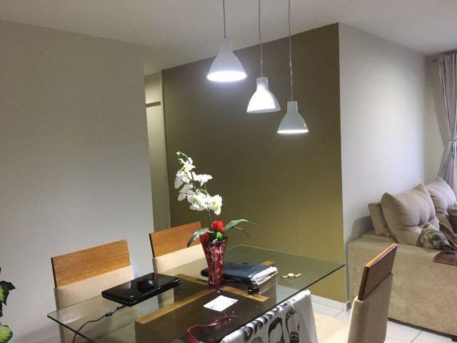 Excelente apartamento no Andaluzia na melhor região do bairro Luzia