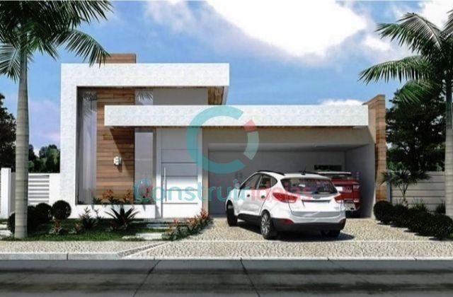 Alphaville Ceará - Casas Planas e Duplex - Construímos ao seu modo e financie pela Caixa