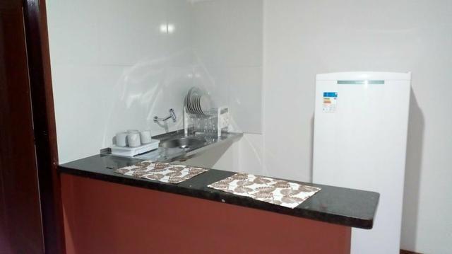 Suite Pontal Itacaré, quarto e sala mobiliado para temporada - Foto 5