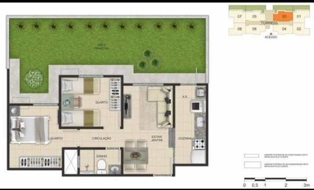 Apartamento Chapada das Oliveiras - MRV - Foto 10