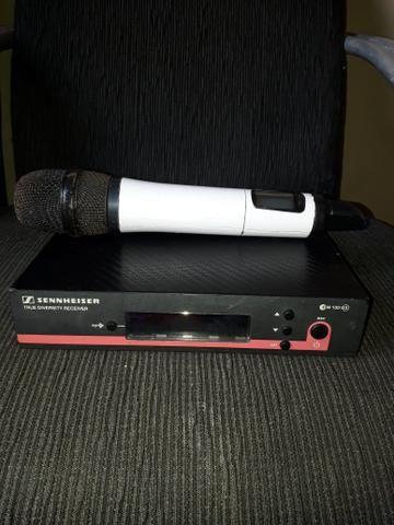 Microfone sem fio senheiser original