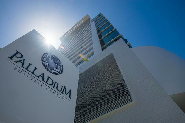 Aluga-se vaga de garagem -Ed. Palladium Business Center- R. Pereira Valente, 578