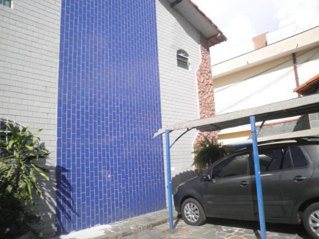 Casa residencial à venda, caiçara, belo horizonte - ca0212. - Foto 12