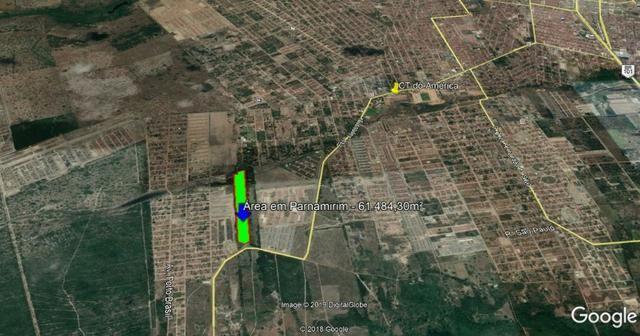 Área para Venda em Parnamirim 61.484,30m² (6ha ) - Foto 3
