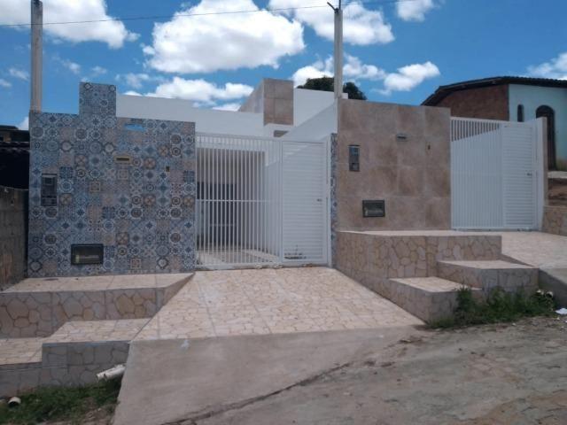 Casa 2quartos com suíte, Entre Sim e Santo Antonio dos Prazeres >Pronta para morar Lage