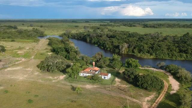 Fazenda 9.715 hectares no pantanal de Poconé MT - Foto 8
