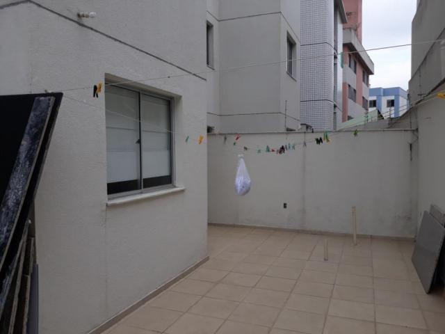 Apartamento Garden com 3 dormitórios à venda, 106 m² por R$ 430.000,00 - Caiçara - Belo Ho - Foto 2