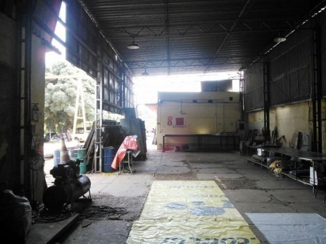 Galpão industrial para locação, caiçara, belo horizonte - ga0024. - Foto 6