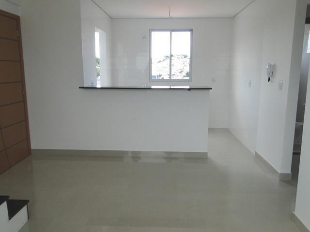 Apartamento com 3 dormitórios à venda, 75 m² por R$ 440.000,00 - Caiçara - Belo Horizonte/ - Foto 2