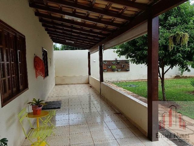 Linda Casa 3 sts Rua 8 Lt 800 mts Ernani Nunes - Foto 6