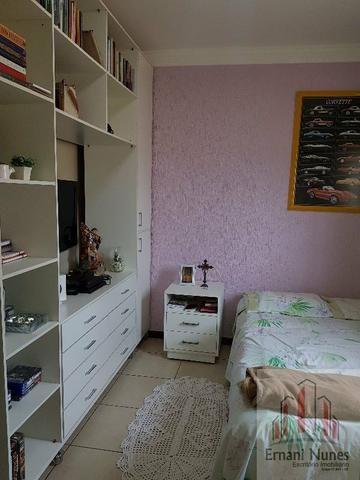 Linda Casa 3 sts Rua 8 Lt 800 mts Ernani Nunes - Foto 16