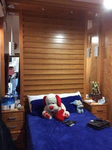 Amplo apto 80 mts2 03 quartos no Centro de Nilópolis RJ. Ac. carta ! - Foto 2