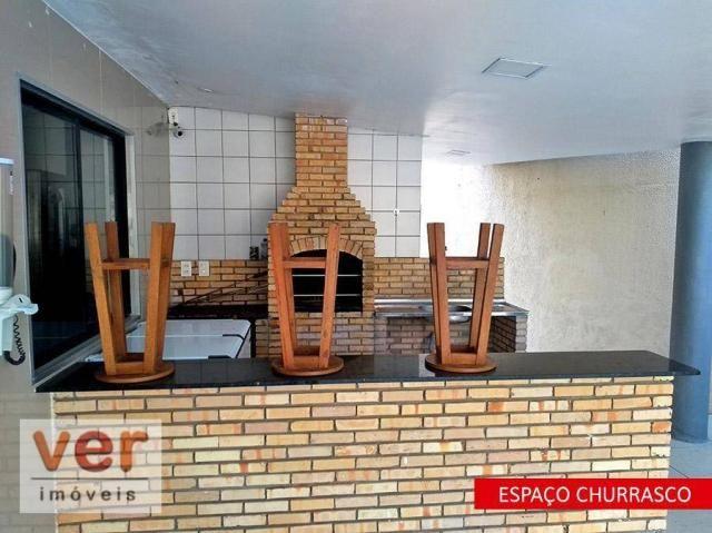 Apartamento à venda, 90 m² por R$ 349.000,00 - Cocó - Fortaleza/CE