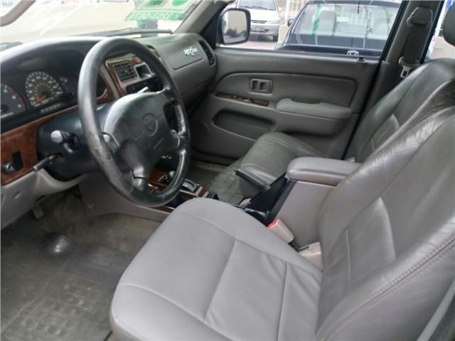Toyota Hilux sw4 3.4 4x4 v6 24v gasolina 4p automático - Foto 8