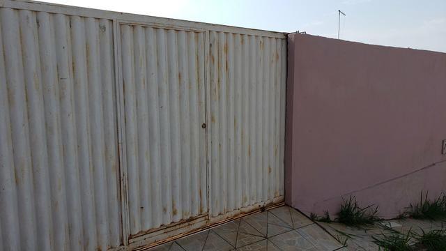 Casa simples com iptu 3quartos lote 270m2 rua 8vila São José Vicente Pires - Foto 13