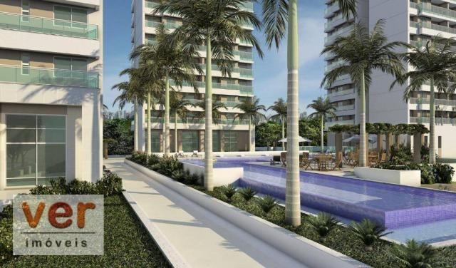 Apartamento à venda, 110 m² por R$ 700.000,00 - Salinas - Fortaleza/CE - Foto 4