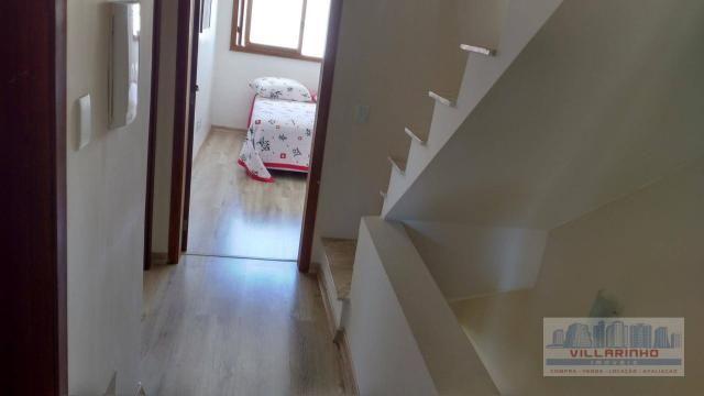 Villarinho vende excelente casa com 3 suítes c/piscina, 2 vagas- 223 m² por r$ 650.000,00  - Foto 19