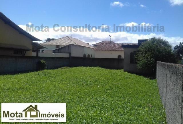 Mota Imóveis - Lindo Terreno 315m² Condomínio Alto Padrão - Praia do Barbudo - TE-112 - Foto 4