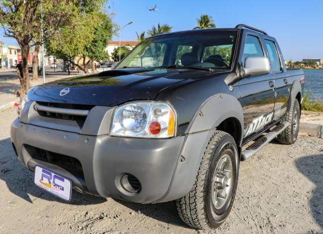 Frontier 2007/2007 XE 4x4 completa